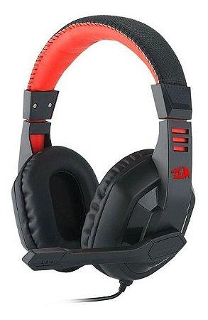 Headset Gamer Redragon Ares H120 Novo Lacrado Com Garantia