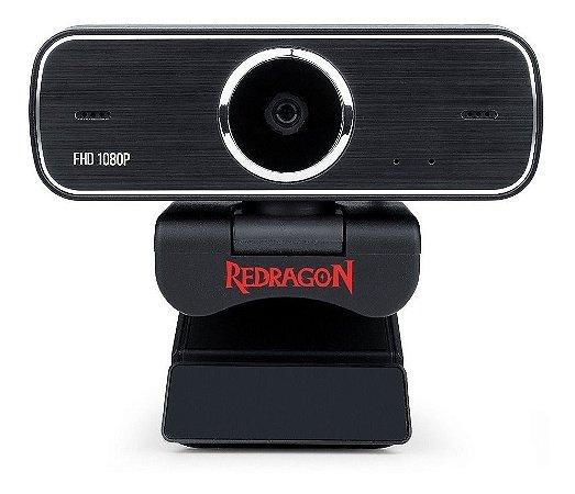 Webcam Full Hd 1080p Redragon Gw800 Streaming Hitman - 360°
