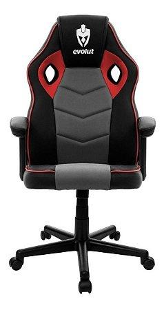 Cadeira Gamer Evolut Eg-903 Hunter - Vermelha