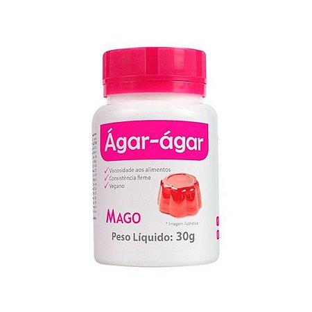 Agar - Agar 30g Mago