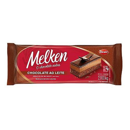 Chocolate Melken Ao Leite 2,1kg Harald