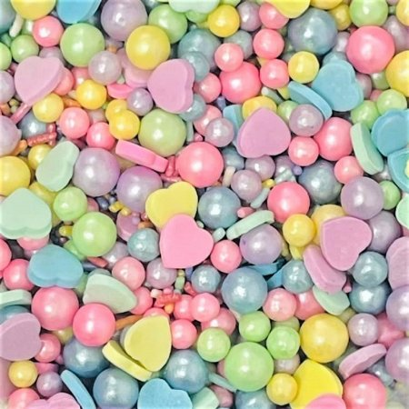 Confeito 541 Sprinkles Amor Candy 1un