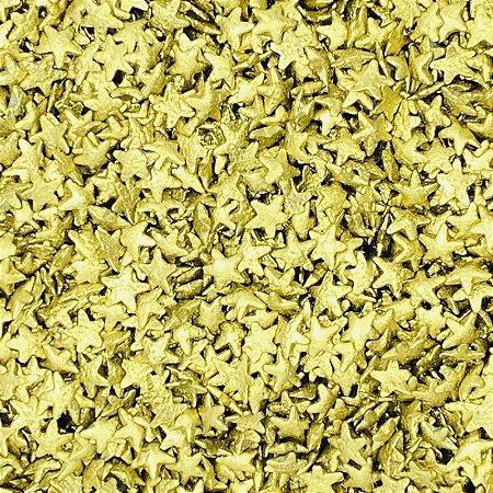 Confeito 538 Sprinkles Estrela Micro 1un