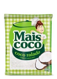 Coco Ralado Mais Coco 50g
