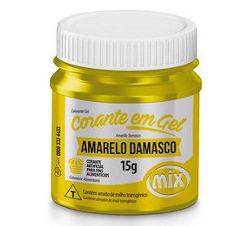 Corante Em Gel Mix 15g Amarelo Damasco