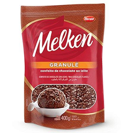 Melken Granule Chocolate Ao Leite 400g
