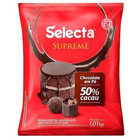 Chocolate Em Po 50% 1,01kg Supreme