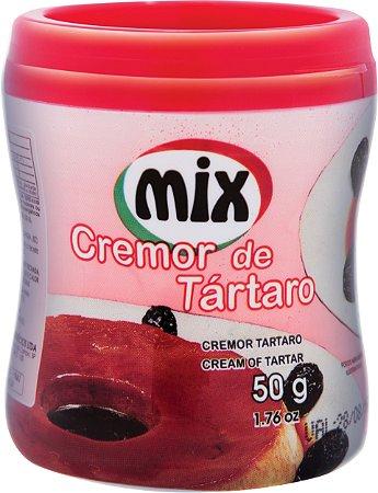 Cremor Tartaro 50g Mix
