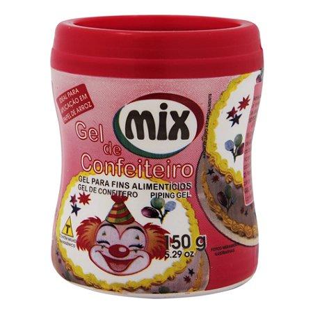 Gel Confeiteiro 150g Mix