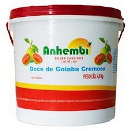Goiabada Cremosa 4,8kg Anhembi