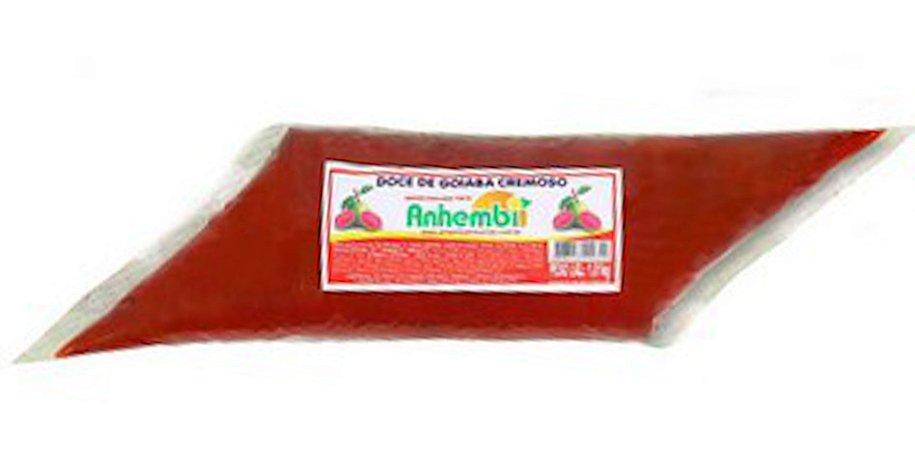 Goiabada Cremosa Bisnaga 1,01kg Anhembi