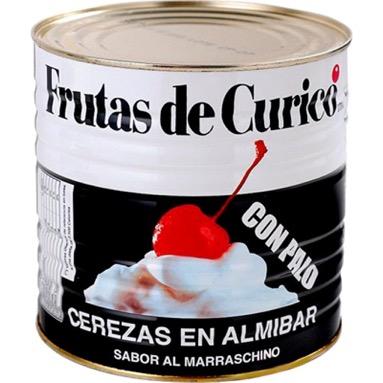Cereja Marasquino Com Talo 1,65kg Curico