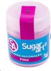 Corante Em Po Para Decoracao Madi 3g Pink
