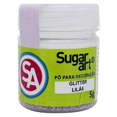 Glitter Para Decoracao Madi 5g Lilas