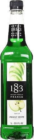 Xarope 1883 1litro Pet Maca Verde
