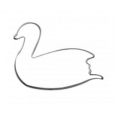 Cortador Para Confeiteiro (Inox) Cisne Com 1un