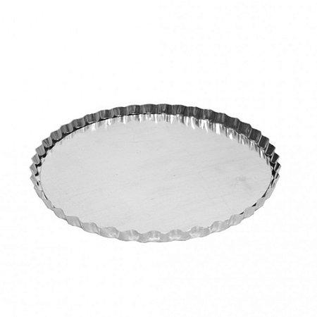 Forma Torta Maca Reta Fixa (Alum) 13x2