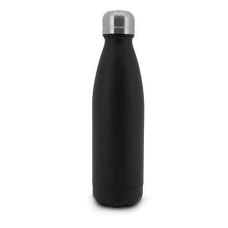 Garrafa Termica Black 500ml