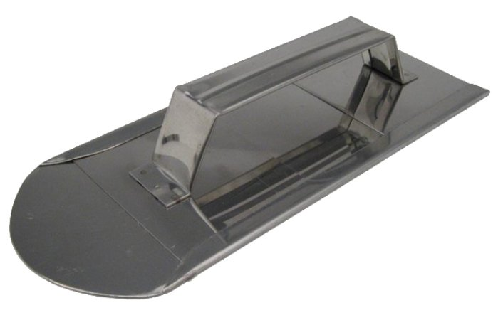 Desempenadeira Para Bolo (Inox) - 20x8cm