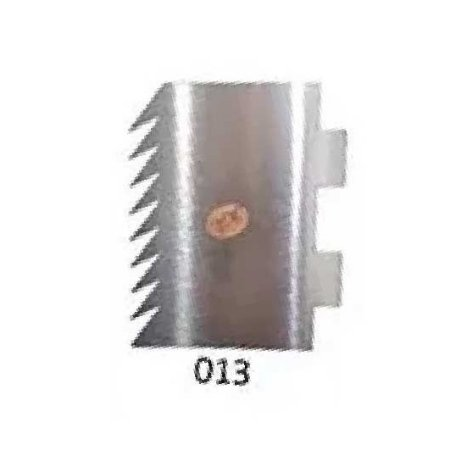 Espatula Decorativa (Inox) 12x10cm Modelo 013