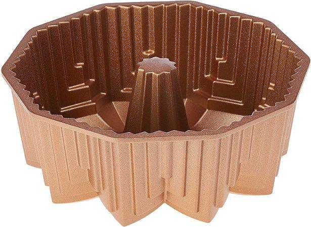Forma Para Bolo (Alum) 23,5x9cm Deco