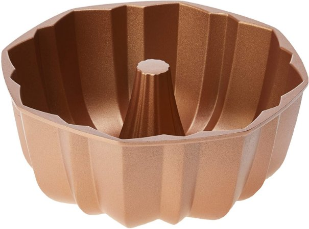 Forma Para Bolo (Alum) 23x10cm Swirl