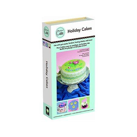 Cartucho Cricut Bolo Holiday Cakes Com 1un