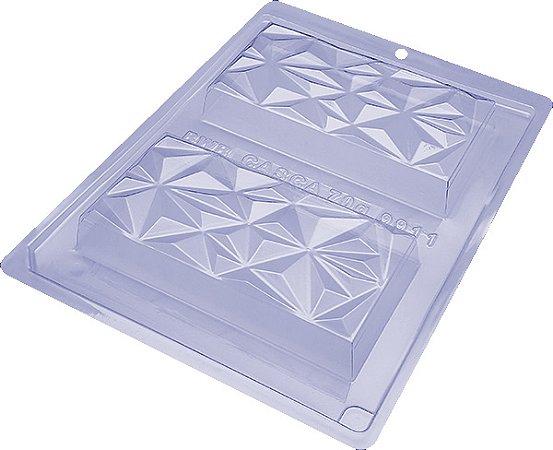 Forma De Acetato Especial N.9811 Tablete Triangulo