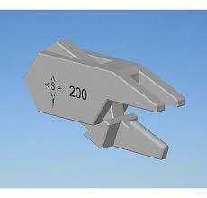ALICATE 200 - TRIDENT - STARLET