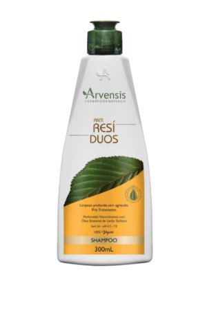 Shampoo Anti Resíduo Arvensis 300Ml