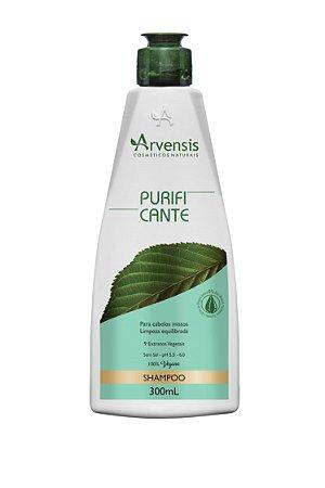 Shampoo Purificante Arvensis 300Ml