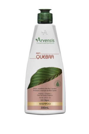 Shampoo Anti-Quebra - 300Ml