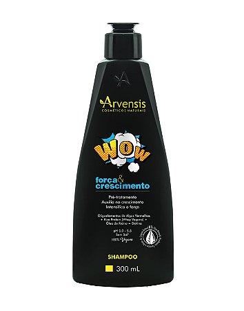 Shampoo Wow Força E Crescimento - 300Ml