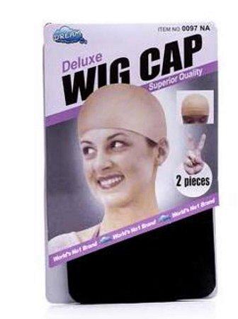 Touca Wig Cap - 2 peças