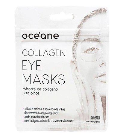 Máscara de colágeno para olhos - Collagen eye masks