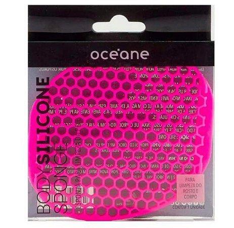 Esponja de limpeza da pele - Body Silicone Sponge