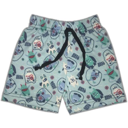 SHORTS MOLETINHO - MONSTERS