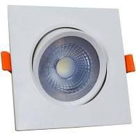SPOT LED 3W - 3.000K- LUZ BRANCO QUENTE - LLUM