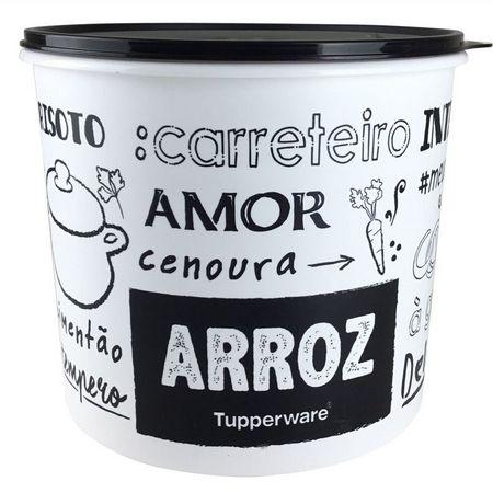 CAIXA DE ARROZ 5KG PB - TUPPERWARE
