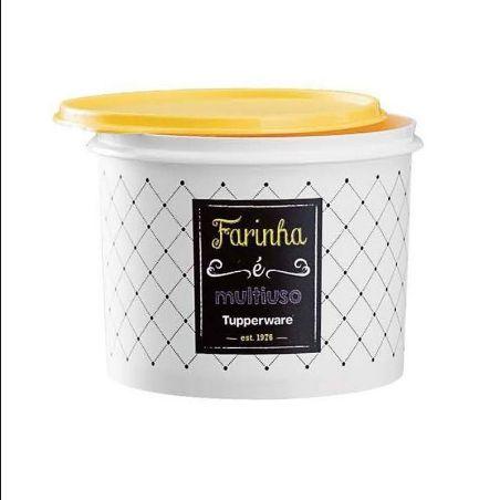 Caixa Farinha Bistrô 1,8 Kg - Tupperware