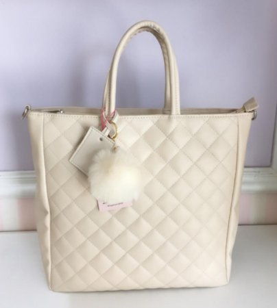 Bolsa Julieta M (Off White)