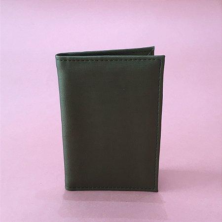 Porta Documento - Verde Militar