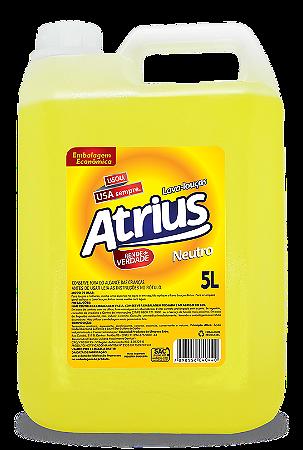 Detergente Liquido Neutro 5l Atrius