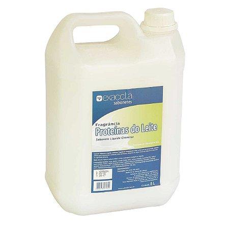 Sabonete Líquido Cremoso Proteínas do Leite 5 Litros
