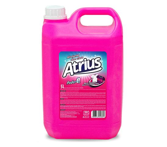Alvejante Atrius Sem Cloro 5 litros