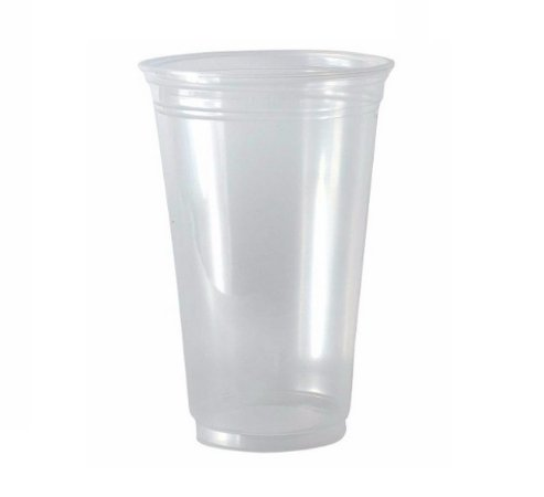Copo Plástico 550 Ml Transparente Altacoppo Pp Pct 50
