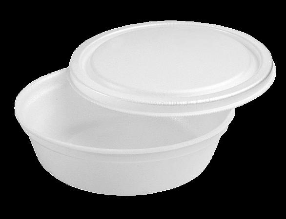 Marmitex Isopor Reforçado 1100 ml