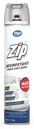 Zip Desinfetante Aerossol
