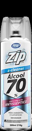 ZIP Z-Cleaner Álcool 70% Aerossol
