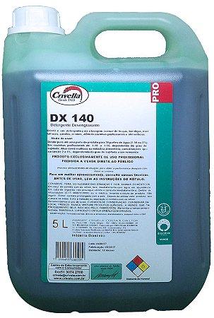 Detergente Neutro Concentrado DX 140 5l